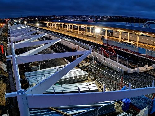 New Portrush Train Station Development - Update