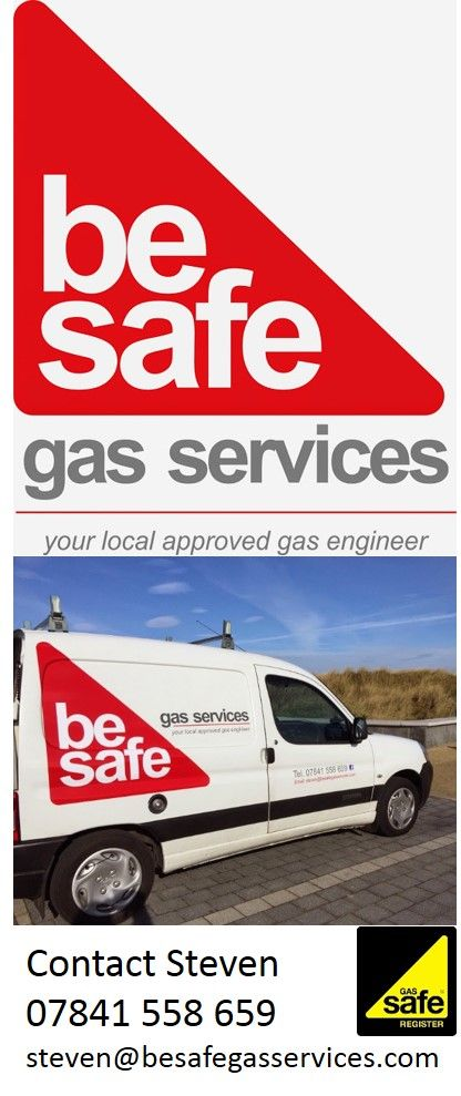 Be Safe With Your Gas Appliances
